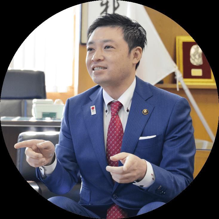 日本遺産を通じて共有したいまちの将来像や ビジョンについて聞かせください。